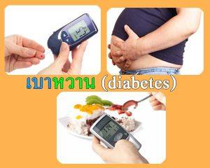 เบต้ากลูแคน มะโฮ เบาหวาน diabetes